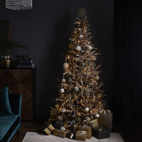 Champagne Gold Christmas Tree
