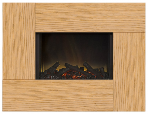 Adam Galaxy Wall-mounted Electric Fire