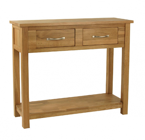 Alderley Oak Console Table