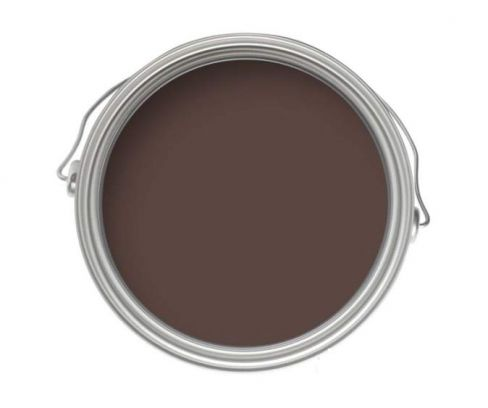 Home of Colour Matt Emulsion Paint in Chocolate
