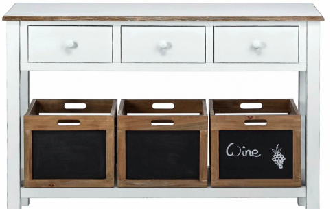 Campagne Console Table