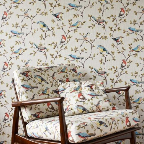 Retro wallpapers our pick of the best - Pheasant wallpaper for walls ...