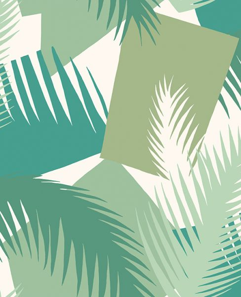 Cole & Son Deco Palm Wallpaper