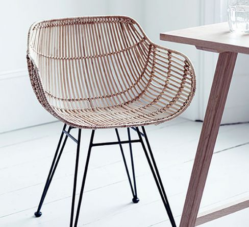 Rattan Armed Chair