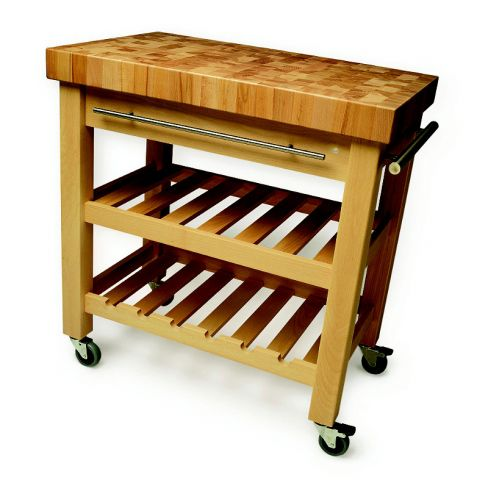Eddingtons Leverton Butcher's Block Trolley