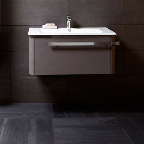Favaloso Dark Grey Wall and Floor Tiles