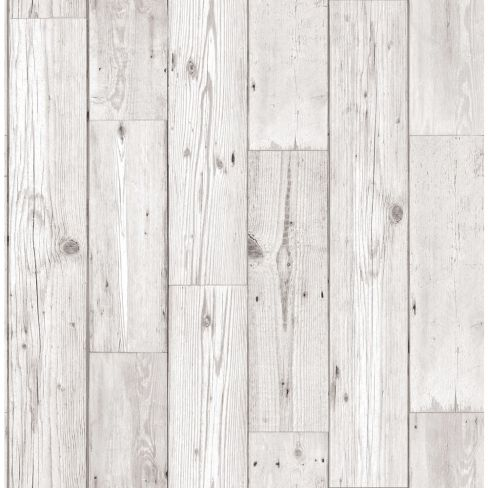 Fresco Wood Panel Neutral Wallpaper