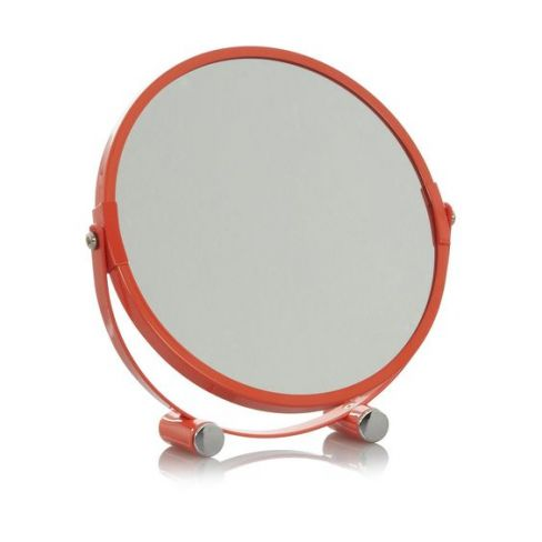 Mandarin Orange Bathroom Mirror