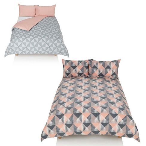 Geometric Print Bedding Sets