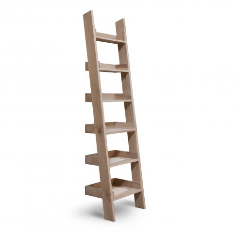 Hambledon Raw Oak Shelf Ladder