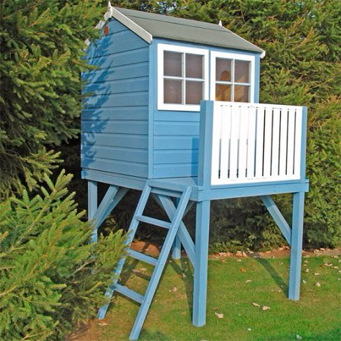 Honeywood Garden Buildings Bunny Playhouse