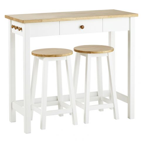 Adler Bar Table and Stools