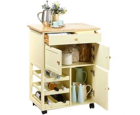 Buttermilk Kitchen Trolley