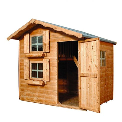 Mercia Double Storey Playhouse