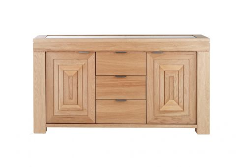 Willis & Gambier Maze Large Oak Sideboard with Drawers