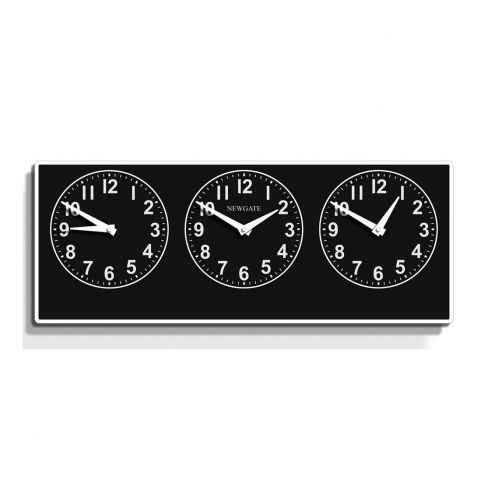 Newgate Politician's Travelling Chalkboard Clock