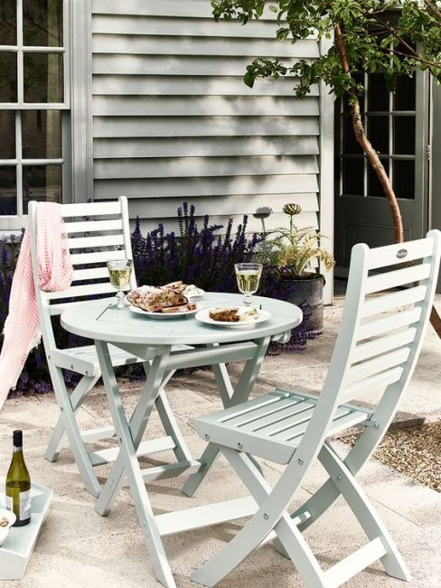 Bistro tables our pick of the best - Bistro sets for small spaces collection ...