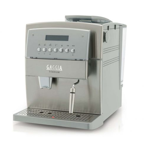 Gaggia Titanium Bean to Cup Coffee Machine