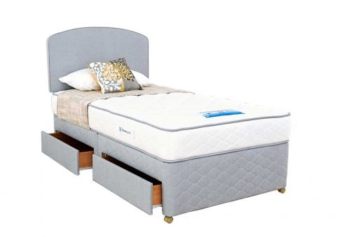Single beds our pick of the best for Best single divan beds