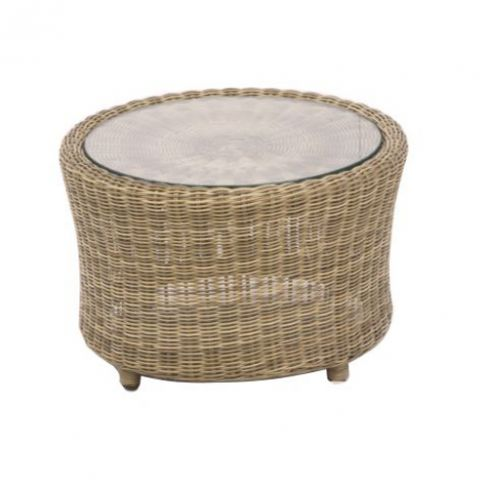Bramblecrest Sahara Round Coffee Table