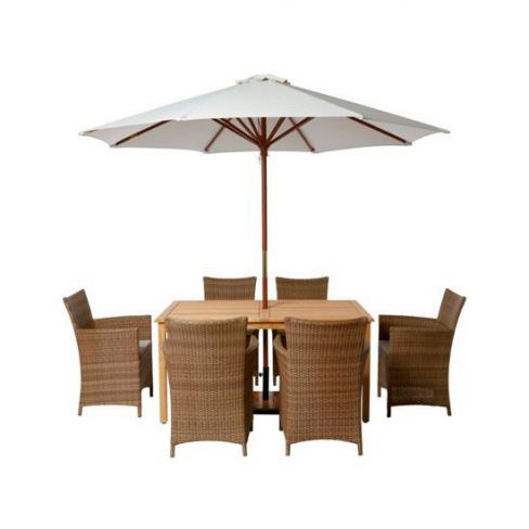 Samara Rattan Garden Furniture Set