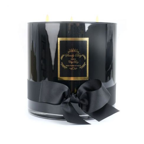 The City Boy 5-wick Hurricane Candle