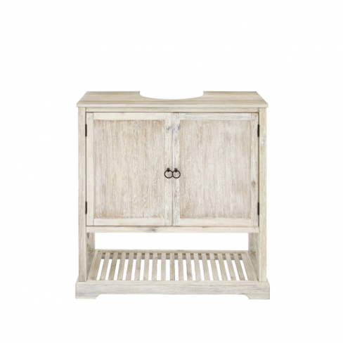 Coastal Under Basin Storage Cabinet