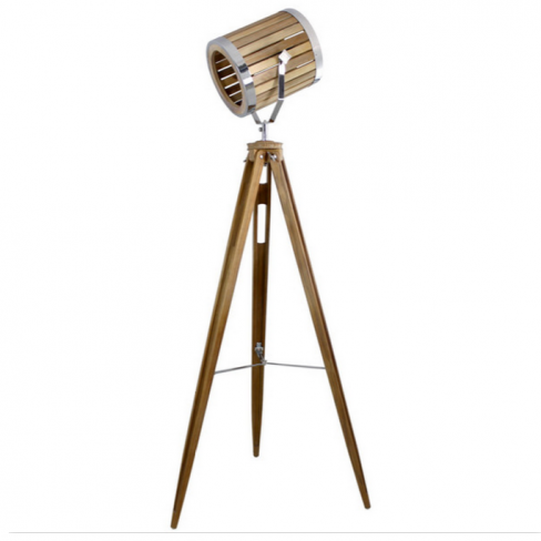 House Additions Tripod Floor Lamp