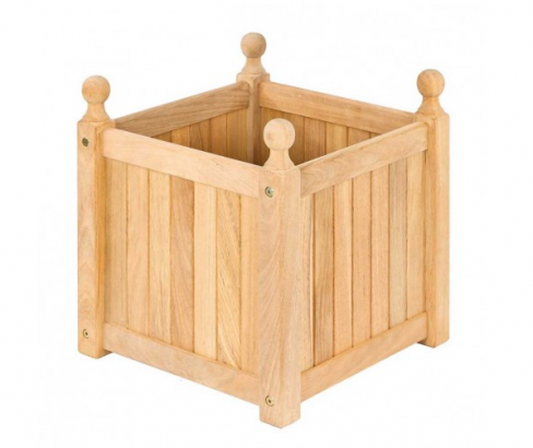 Roble Garden Wooden Planter