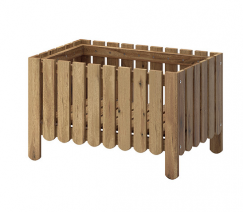 Askholmen Flower Box Wooden Planter