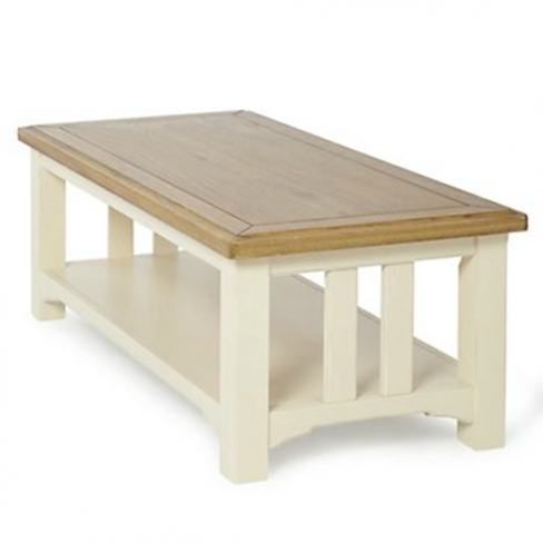 Maine Oak Coffee Table