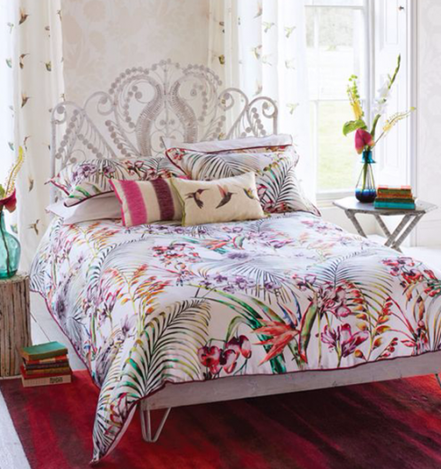 Harlequin Paradise Bed Linen