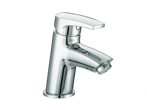 Orta Basin Mixer Tap Chrome