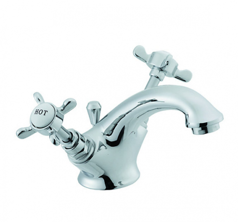 Mara Mono Basin Mixer Tap Chrome