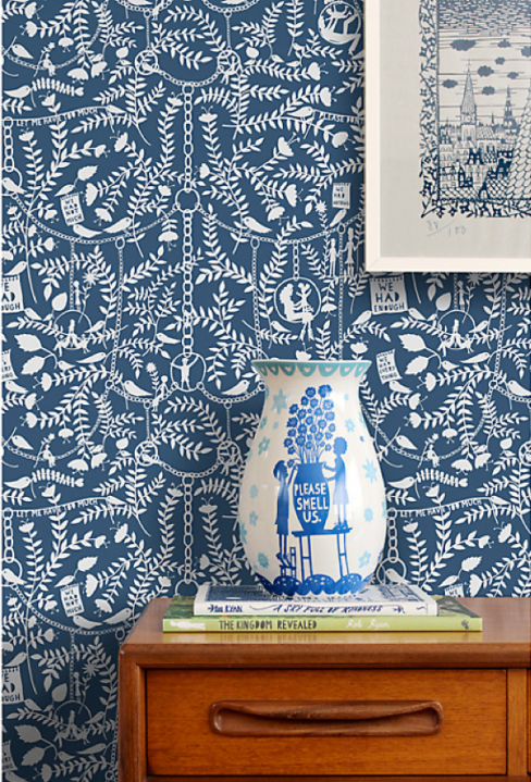 Mini Moderns We Had Everything Wallpaper
