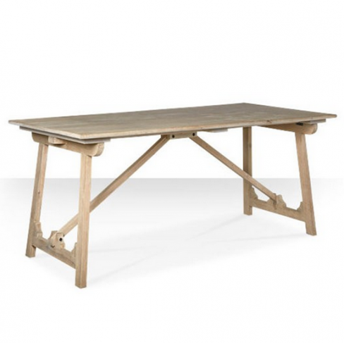 Logan Oak Dining Table