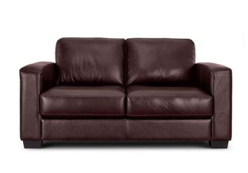 Dante 2.5-seater Leather Sofa Bed