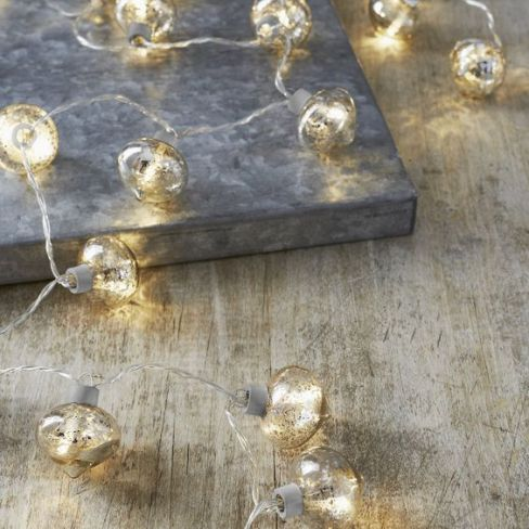 Antique Bauble Lights