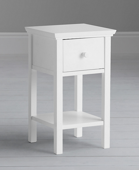 White Bedside Tables Our Pick Of The Best Housetohome