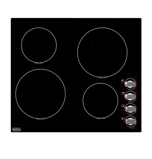 Belling IH60R Built-in Rotary Control Induction Hob