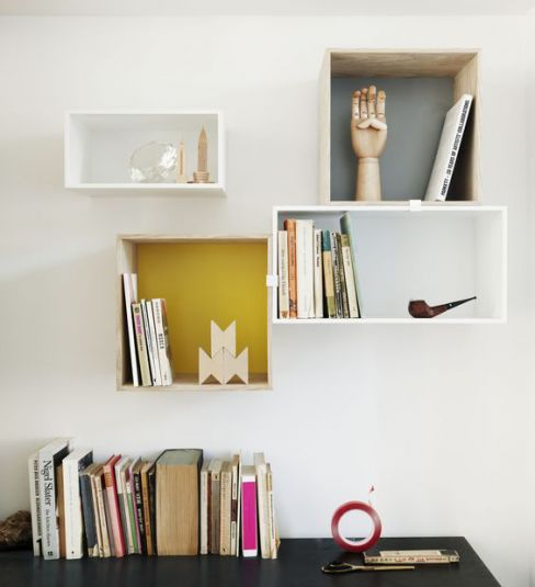 Mini Stacked Shelf