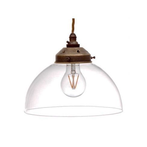 Ashurst Glass Pendant Light