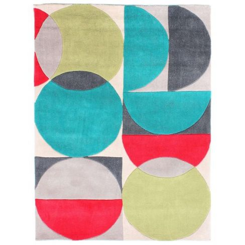 Elements Bold Circles Rug