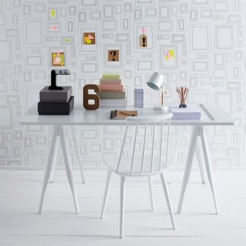 Frames Children's Wallpaper