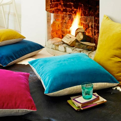 Large Lounge Floor Pillows : Floor Cushions - Our Pick of the Best housetohome.co.uk