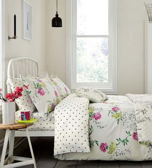 Duvetbuck Buckingham Floral Single Duvet Cover