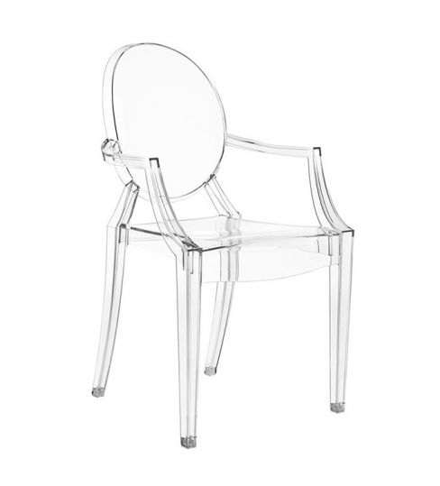 Kartell Loulou Ghost Children's Chair
