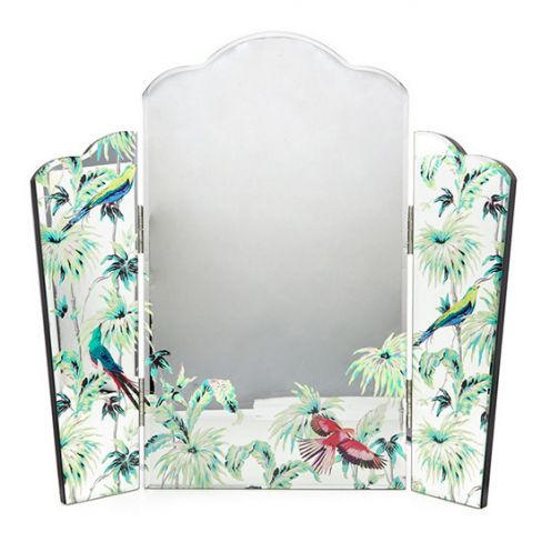 Butterfly Home Dressing Table Mirror
