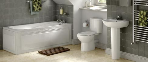 Newport Bathroom Suite