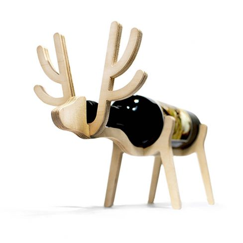 Reindeer Wine Rack